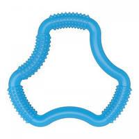 Прорезыватель для зубов эргономичный, цвет голубой  Dr. Brown's, фото 1