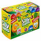 Набор смываемые ароматизированные краски Silly Scents 6 цветов 354 мл. Crayola 54-2392, фото 4
