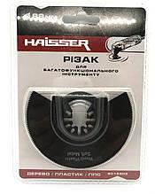 Різак напівкруглий для реноватора Haisser HS107005