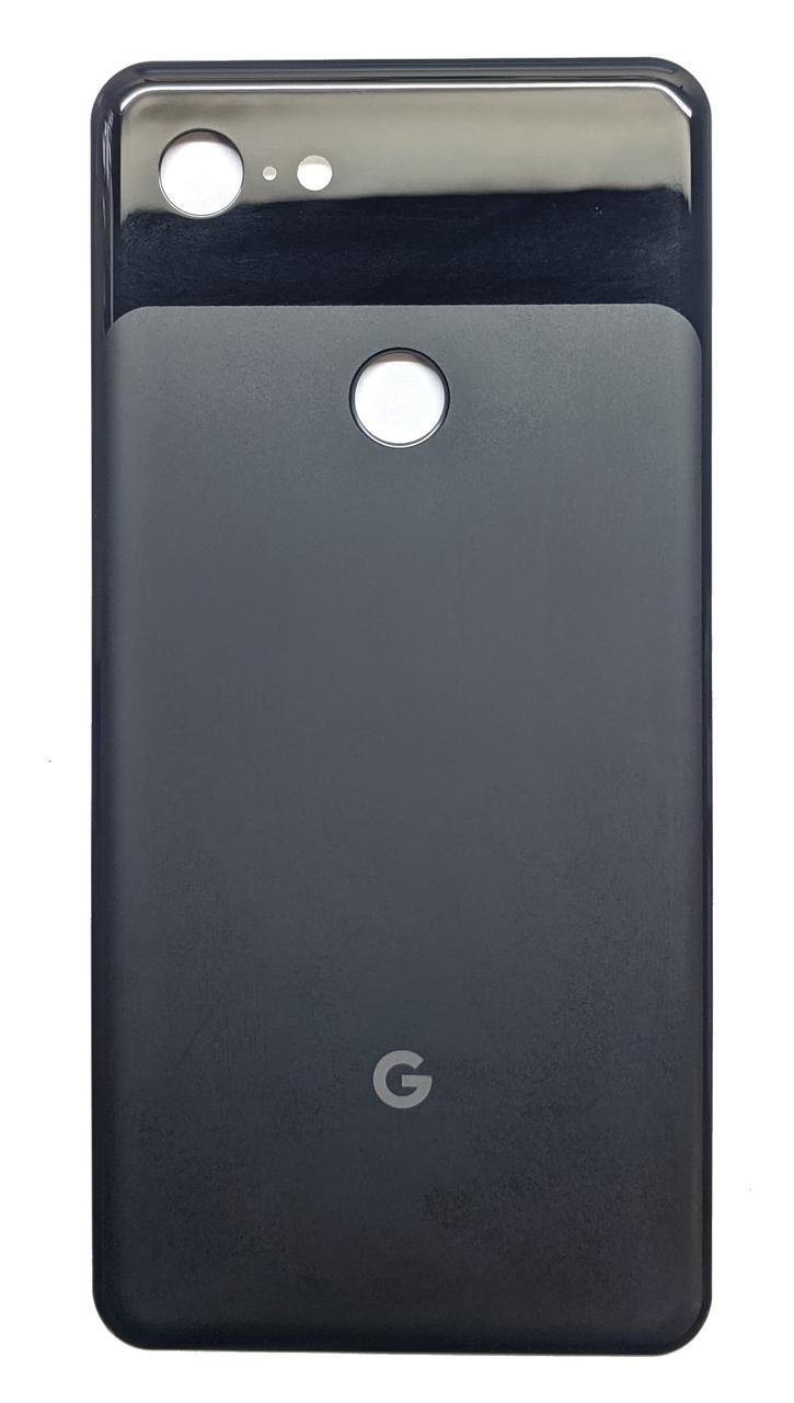 Задняя крышка Google Pixel 3 XL Черная