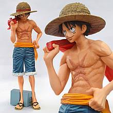 Аніме-фігурка One Piece - Monkey D. Luffy, Magazine Figure Vol.2
