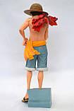 Аніме-фігурка One Piece - Monkey D. Luffy, Magazine Figure Vol.2, фото 4
