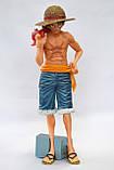 Аніме-фігурка One Piece - Monkey D. Luffy, Magazine Figure Vol.2, фото 2
