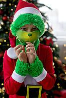 Детский карнавальный костюм Гринча, фото 1