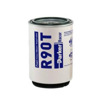 Фильтр-сепаратор с подогревом, топливный R90T, фото 2