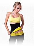 Пояс для похудения Hot Shapers Pants Neotex, пояс для похудения живота и талии, эффективный Хот Шейперс, фото 8