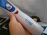 Ручной отпариватель для одежды TOBI Steam Brush, паровой утюг, щетка-утюг, фото 9