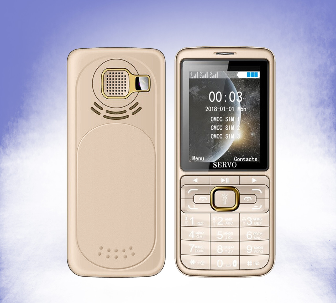 "Servo S10 2.8"" | 3 сим"