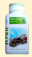 Хитозан - 100 капсул.