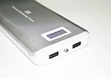 PowerBank Xlaomi Mi Powerbank 2 USB + Экран 28800mAh| ПоверБанк Пауэр с экраном, фото 6