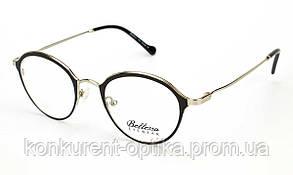 Имиджевые круглые очки женские Bellessa 110245