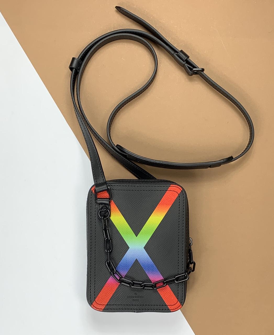 Сумка-месенджер Danube Louis Vuitton (Луї Віттон) арт. 14-04