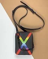 Сумка-мессенджер Danube Louis Vuitton (Луи Виттон) арт. 14-04