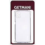 TPU чехол GETMAN Ease logo усиленные углы для Samsung Galaxy M51, фото 2