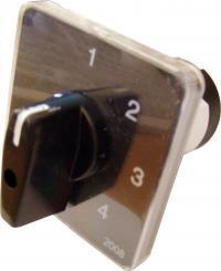 Кулачковый переключатель АСКО-УКРЕМ ПКП Е9 16А/2.833 (1-2-3 выбор фазы)
