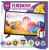 Телевизор Самсунг Samsung 42 дюйма Smart TV Ultra HD WIFI Смарт Телевізори S 32 40