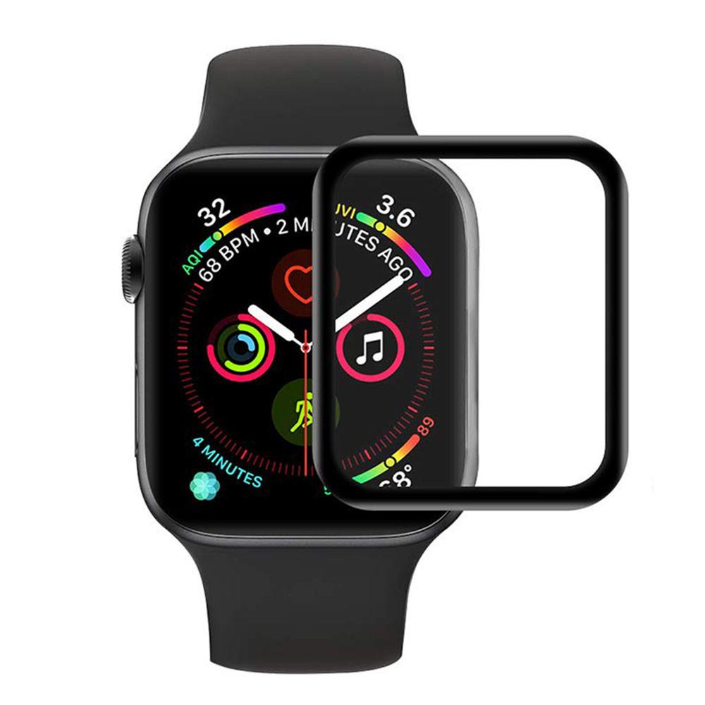 Полимерная пленка 3D (full glue) (тех.пак) для Apple watch 42mm