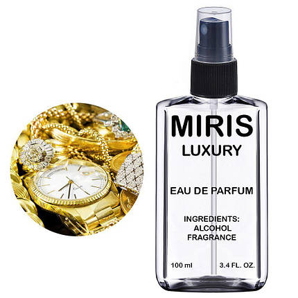 Духи MIRIS Luxury (Аромат Розкоші) Унісекс 100 ml, фото 2