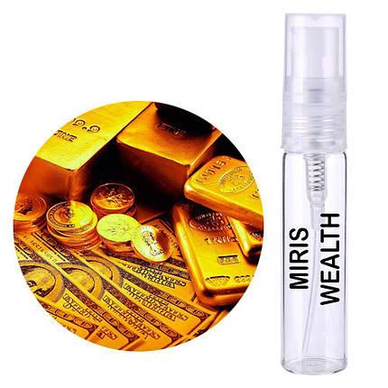 Пробник Духов MIRIS Wealth (Аромат Богатства) Унисекс 3 ml, фото 2