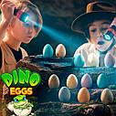 Растущая игрушка в яйце «Dino Eggs» -Динозавры (12 шт., в дисплее)  #sbabam, фото 7
