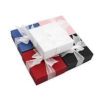 Подарочная коробочка маленькая для кольца или комплекта колец, фото 1