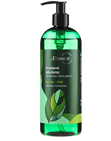 Шампунь для зволоження і зміцнення волосся з екстрактом базиліка і NMF 500 мл