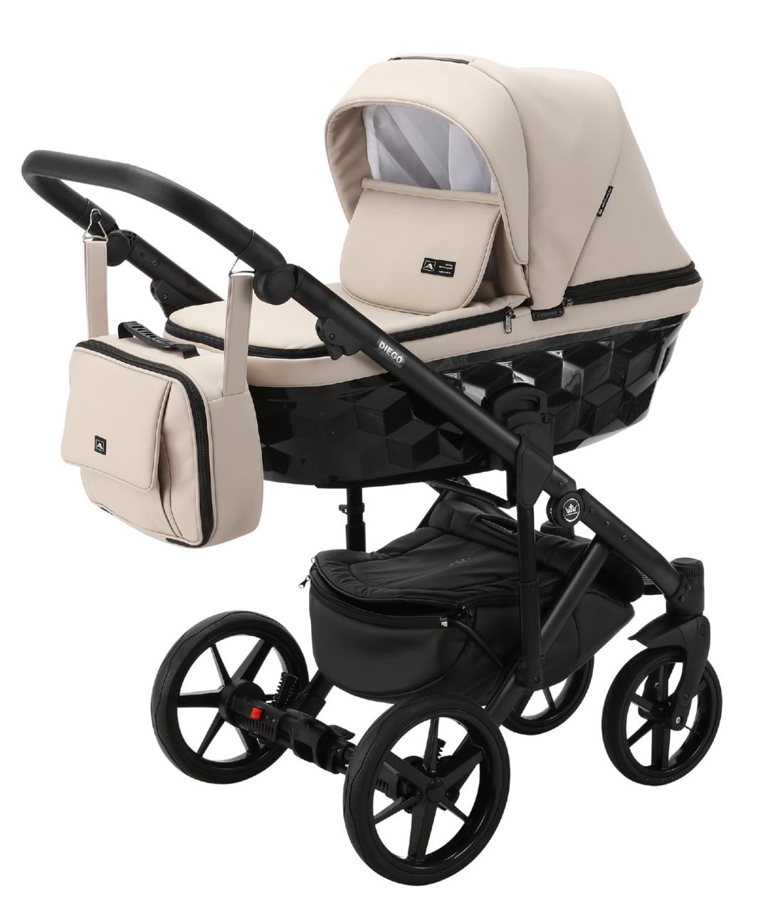 Детская универсальная коляска 2 в 1 Adamex Diego SA-7