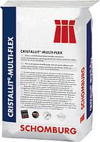 Еластичний клей для природного каменю CRISTALIT-multiflex /КРИСТАЛІТ