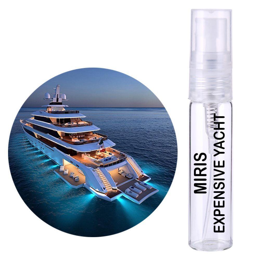 Пробник Духов MIRIS Expensive Yacht (Аромат Дорогой Яхты) Унисекс 3 ml