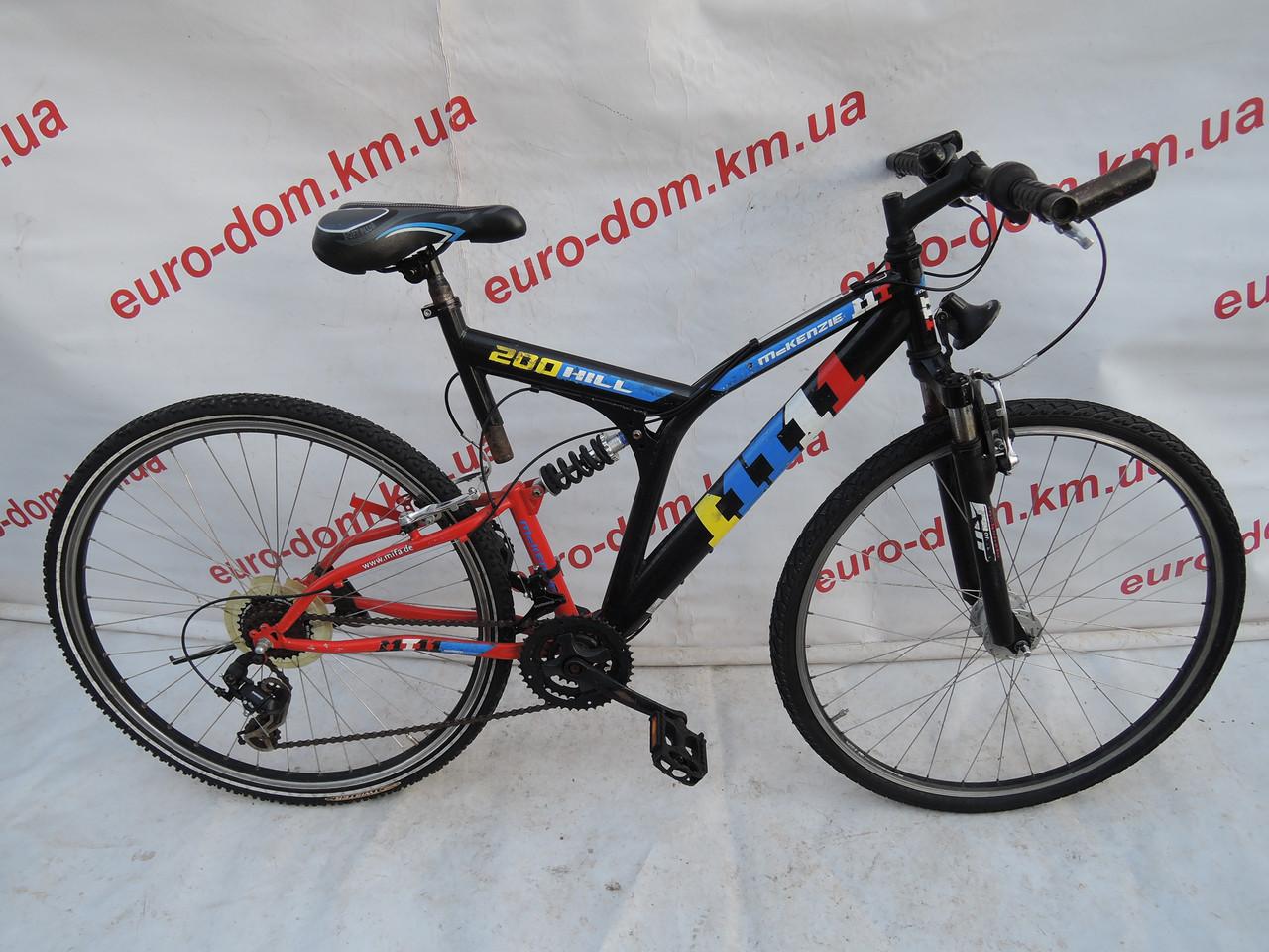 Горный велосипед McKenzie 28 колеса 21 скорость