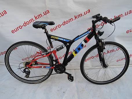 Горный велосипед McKenzie 28 колеса 21 скорость, фото 2