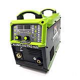 Magnitek AluMig-250 mini Duble-Pulse Synergic сварочный полуавтомат, фото 7