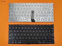 "Клавиатура для Apple Macbook Air 13"" A1369 A1466, MC965 MC966 MC503 MC504 MD231 MD232, US, Black,"