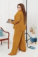 Женский ангоровый костюм двойка большого размера.Размеры:48/50,52/54,56/58+Цвета, фото 1