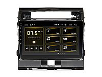 "Автомагнитола штатная Incar DTA-0303R Toyota LC 200 12-15 Android 10 9"" valcoder+Navi"