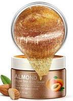 Скраб для тіла з мигдалем і абрикосом Bioaqua Almond Bright Skin Body Scrub
