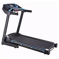 Бігова доріжка Atleto A12 електрична до 120 кг для дому (бігова доріжка спортивна з кутом нахилу USB), фото 1