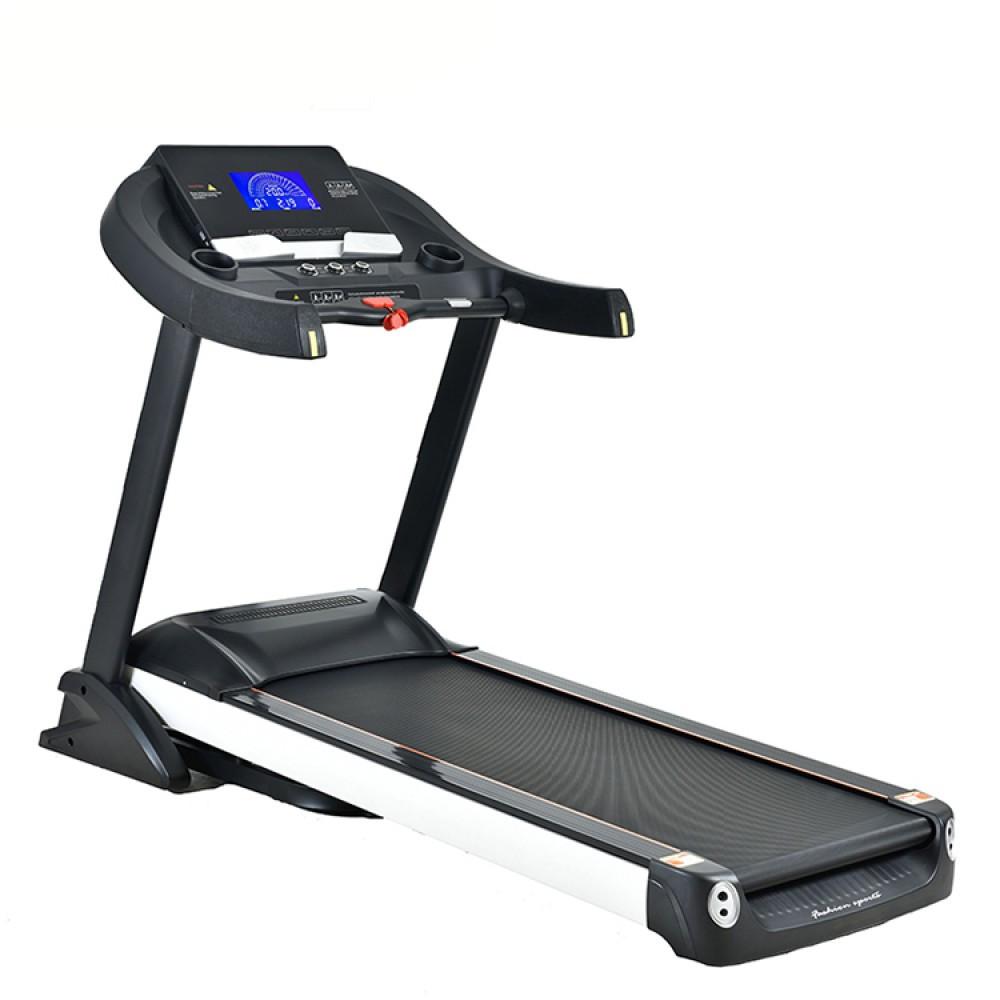 Беговая дорожка электрическая с углом наклона Atleto A11 для дома (бігова доріжка спортивная вес до 150 кг)