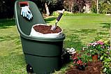 Садовая тачка тележка Keter Easy Go 55 L, фото 5