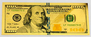 Золотой доллар ( 100 золотых баксов ) 1153404520