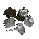 Котелок ВДВ (2в1) с чехлом, фото 3