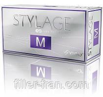 Гиалуроновый филлер Stylage M (Стилейдж М)