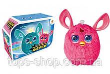 Інтерактивна музична іграшка Ферби Furby для дівчинки, рожевий колір нова версія, в подарунковій упаковці