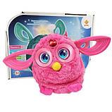 Интерактивная музыкальная игрушка Ферби Furby  для девочки, розовый цвет новая версия, в подарочной упаковке, фото 2
