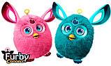 Интерактивная музыкальная игрушка Ферби Furby  для девочки, розовый цвет новая версия, в подарочной упаковке, фото 6