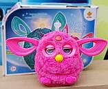 Интерактивная музыкальная игрушка Ферби Furby  для девочки, розовый цвет новая версия, в подарочной упаковке, фото 8