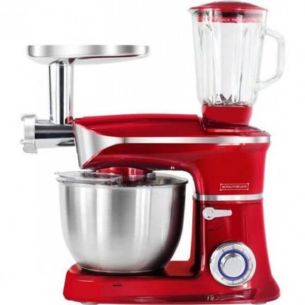 Кухонная машина 3 в 1 Royalty Line RL-PKM-1900.7BG Red, фото 2