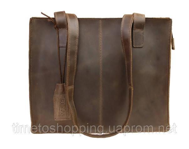 ЖЕНСКАЯ СУМКА  КОЖАНАЯ БОЛЬШАЯ ШОПЕР сумка жіноча  ОЛИВКОВАЯ