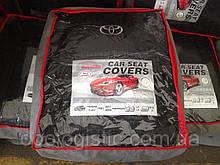 Авточохли Favorite на Toyota Auris 2007-2009 hatchback