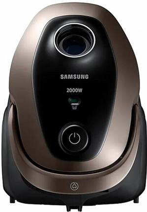 Пылесос с мешком Samsung VC20M2589JD/UK, фото 2